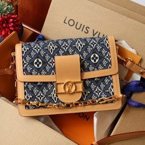 Louis Vuitton Since 1854 Dauphine Shoulder Bag